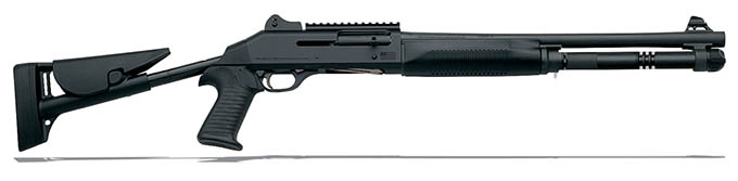 "Benelli M1014 Limited Edition 12ga Shotgun 18.5"" 5+1 11701"