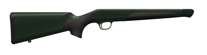 Blaser R8 Professional Big Bore Stock Receiver Green