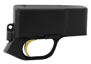 Blaser R8 Success Black with Gold Trigger Fire Control