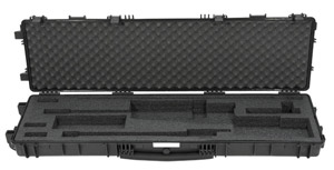 Blaser Tactical 2 Hard Case custom made by Explorer of Italy