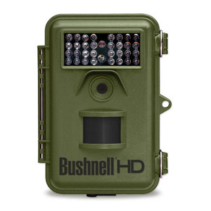 Bushnell Natureview HD Low Glow Green Trail Camera 119739