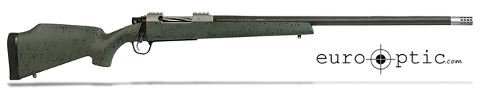 "Christensen Arms Classic .300 Win Mag 26"" Grn/Blk Webbing Rifle"