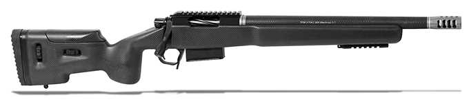 "Christensen Arms TFM 6.5 Creedmoor 16"" Natural Carbon Rifle CA10273-H88245"