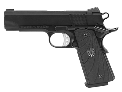 Cabot S103 Commander 45 ACP Black Nitride
