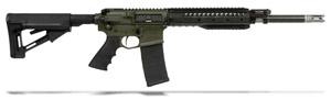 Christensen Arms CA-15 Recon Green CA Compliant