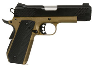 Christensen Arms Government Bob Tail .45 ACP Bronze Pistol