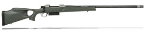 "Christensen Arms Summit CF 270 WSM 24"" TH Green w/ Black Web"