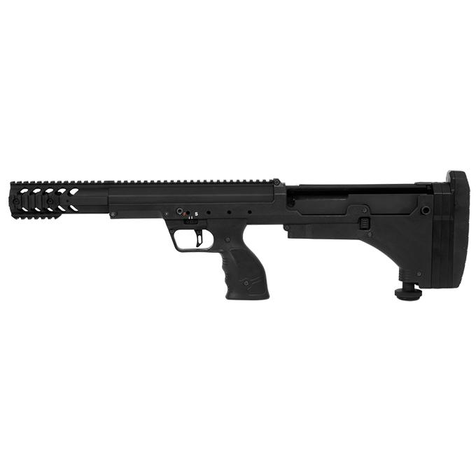 3a682909a03 Desert Tech SRS Covert A1 Rifle Chassis LH Black DT-SRS.CBBM00L