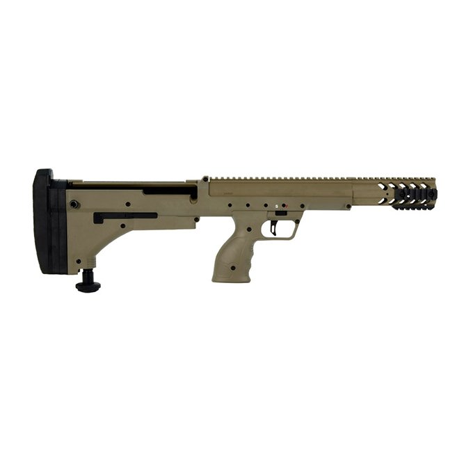 Desert Tech Covert A1 FDE-FDE Rifle Chassis