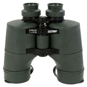 Docter Optic Nobilem 7x50 Green Binocular 50813