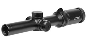 Docter V6 1-6x24Z 4i Scope 56854