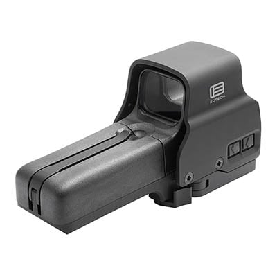 EOTech Holographic Sight QD Mount Like New EOT-518.A65__LN