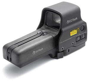 EOTech Holographic Sight NV QD Mount Like New EOT-558.A65__LN
