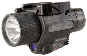EOTech M6X LED Tactical Laser Illuminator M6X-600-A2