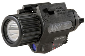 EOTech M6X LED Tactical Laser Illuminator M6X-600-A1