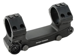 "ERA-TAC Adjustable Inclination Mount 30mm 35mm-1.38"" high with quick release levers T1063-0020"