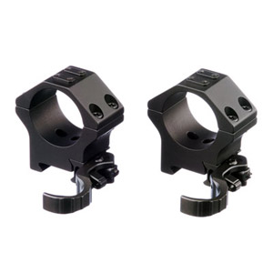 ERA-TAC 30mm Lever Two-Piece Ring Mount - 28mm/1.10""