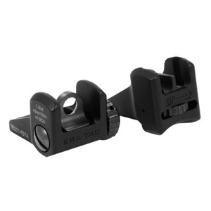 ERA-TAC Backup-Sight with Solid Steel-Post T0952-0016