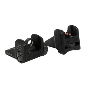 ERA-TAC Backup-Sight with Red Fiber-Optic Insert T0953-0016