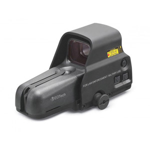 EOTech Holographic Sight, 65 MOA ring, 1 MOA dot 556.A65