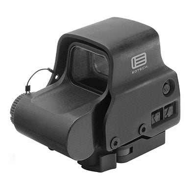 EOTech Holographic Sight, 65 MOA ring, 1 MOA dot, QD lever EXPS3-0