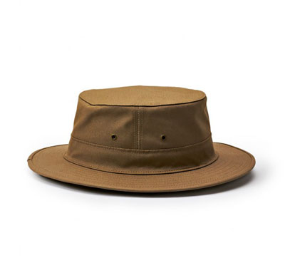 Filson Original Shelter Cloth Hat Camel SM 30161