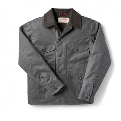 Filson Insultated Journeyman Jacket Charcoal 2XL 10653