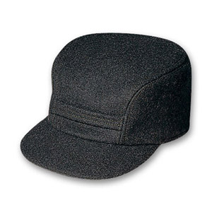 Filson 2XL Charcoal Mackinaw Cap 60040