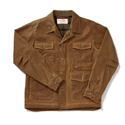 Filson Westlake Jacket Dark Tan 10680