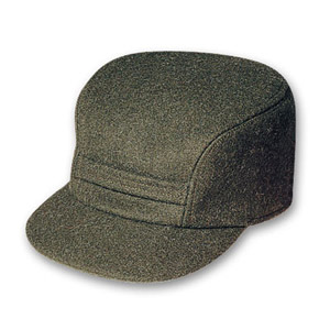 Filson 2XL Forest Green Mackinaw Cap 60040