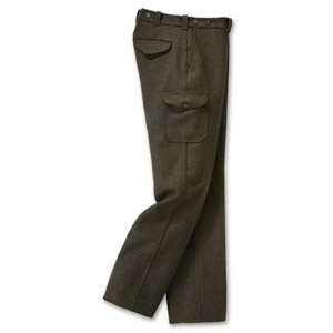 Filson 28 Green Mackinaw Field Pants FIL-14010-FG