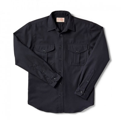 Filson Northwest Wool Shirt Navy SM 10688