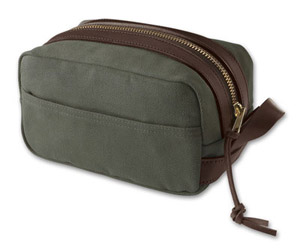 Filson Otter Green Travel Kit FIL-70218-OT