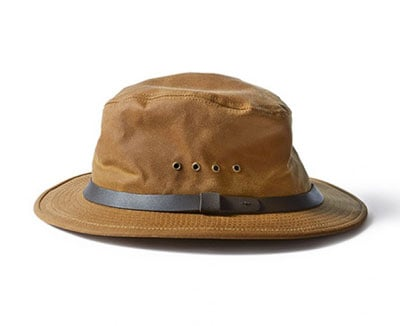 Filson Insultated Packer Hat Tan SM 60016