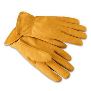 Filson Tan Original Goatskin Gloves 62021
