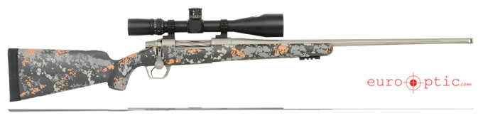 Gunwerks Mountain X 6.5x284 Long Range Carbon Orange Package