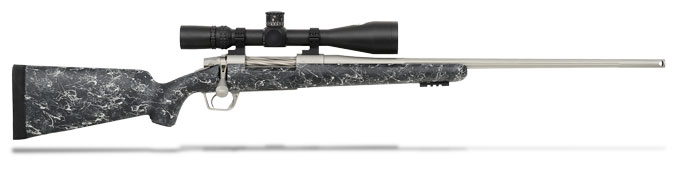 Gunwerks Mountain X 6.5x284 Long Range Package