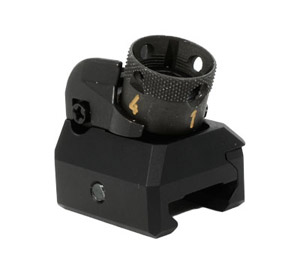 Heckler Koch MR Rifle Rear Rotary Diopter Sight 227635