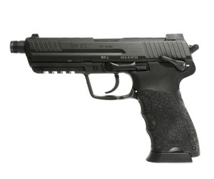 Heckler Koch HK45 Tactical Officer .45 ACP Pistol 745001TLE-A5