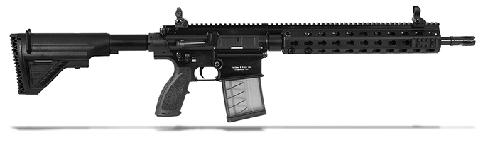 Heckler Koch MR762A1 7.62 Rifle