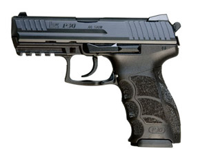 HK P30 V3 40 S&W  black with 13 round magazine MPN M734003 M734003