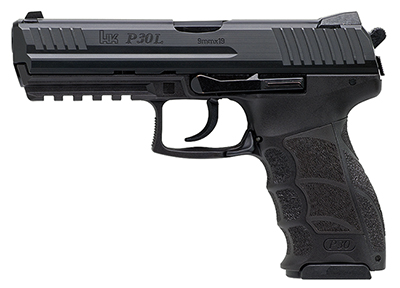 HK P30L V3 9x19  black with 15 round magazine MPN M730903L M730903L
