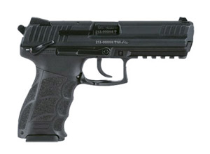 HK P30LS V3S DA/SA ambi safety rear decock 40 S&W  black with 2x 10 round magazines 223162 HK-734003LS