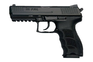HK P30LS V3S 9x19  black with 10 round magazine MPN 730901L 730901L