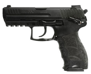 Heckler Koch P30S V3 Officer 9mm Pistol 730903SLE-A5