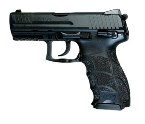 HK P30S V3 DA/SA ambi safety 9x19  black with 2x 15 round magazines 223157 HK-M730903S