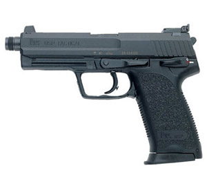Heckler Koch USP9 Tactical V1 9mm Pistol 709001TLE-A5