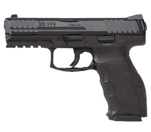 Heckler Koch VP9 Striker Fire 9mm Pistol 700009LE-A5