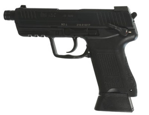 Heckler Koch HK45 Compact Tactical Officer .45 ACP Pistol HK-745031TLE-A5