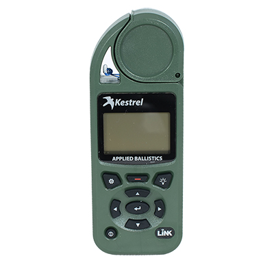 Kestrel Elite Weather Meter w/ Applied Ballistics & LiNK Olive Drab 0857ALOLV